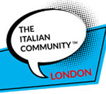 Logo The Italian Community - London